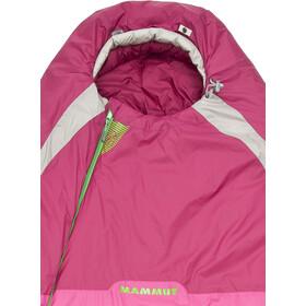 Mammut Kompakt MTI 3-Season Sacos de dormir 185cm Mujer, pink-dark pink